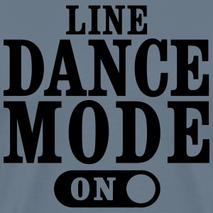 linedance_mode_subgirl T-Shirts - Men's Premium T-Shirt