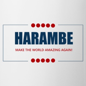 Harambe 2016 - Parody Mugs & Drinkware - Coffee/Tea Mug