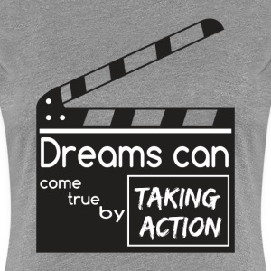 Taking Action - Women's Premium T-Shirt