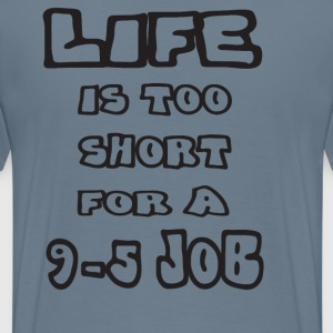 Entrepreneurship Life - Men's Premium T-Shirt