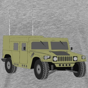 Humvee 06 - Men's Premium T-Shirt