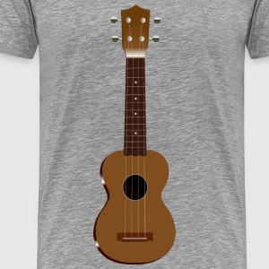 Ukulele - Men's Premium T-Shirt