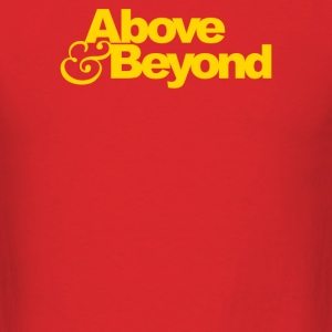 Above & Beyond Trance - Men's T-Shirt