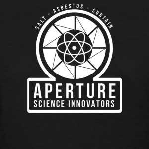 Aperture Science - Women's T-Shirt