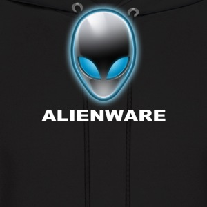 Alienware Logo Gaming Pc - Men's Hoodie