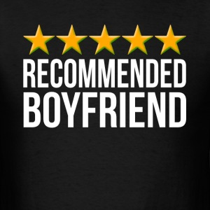 RECOMMENDED BOYFRIEND 5 STAR HIGH QUALITY T-Shirts - Men's T-Shirt