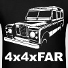 Land Rover Series 3 Vintage T-Shirt - Men's T-Shirt