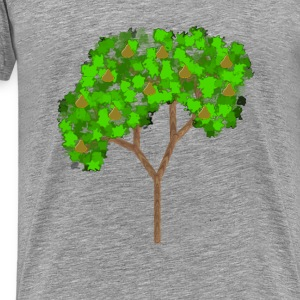 Pear Tree - Men's Premium T-Shirt