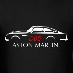 Aston Martin DB5 Classic Car Vintage - Men's T-Shirt
