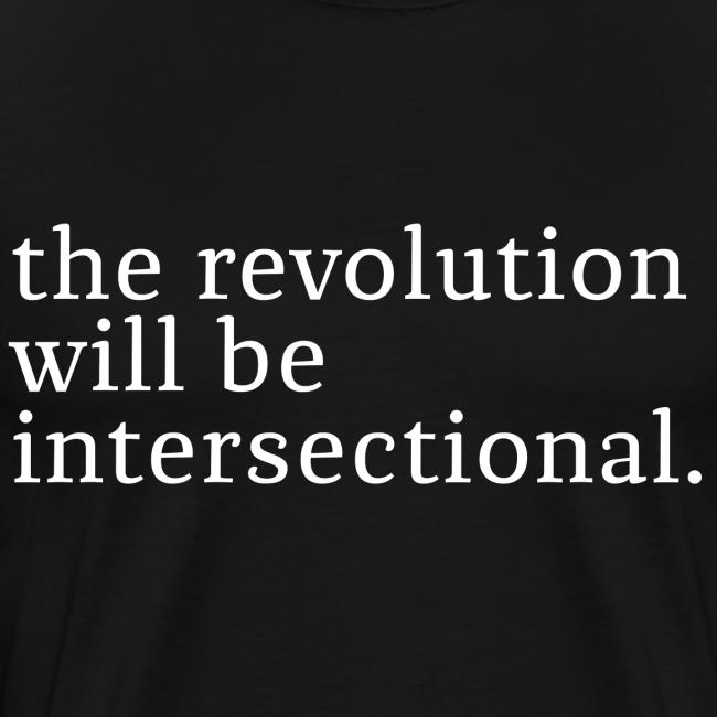 The revolution...