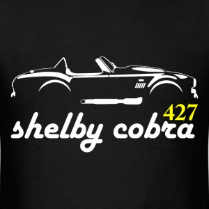 Shelby Cobra 427 Classic Car Vintage - Men's T-Shirt