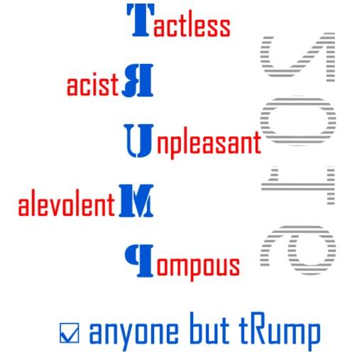 2016 Anyone But Trump