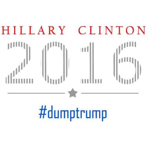 Hillary 2016 - #DumpTrump