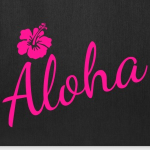Aloha Script Bags & backpacks - Tote Bag