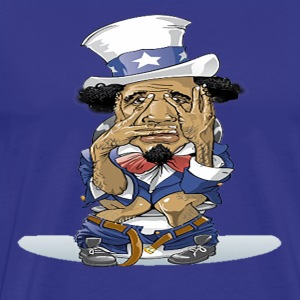 Uncle Obama - Men's Premium T-Shirt