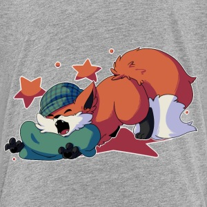 Sleepy Fox Kids' Shirts - Kids' Premium T-Shirt