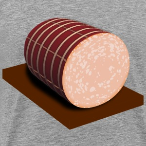 mortadella - Men's Premium T-Shirt