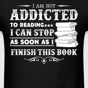 Book Ladies T-Shirt - Men's T-Shirt