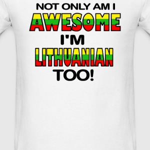 LITHUANIAN - Men's T-Shirt