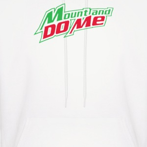 Mount Do Me - Men's Hoodie