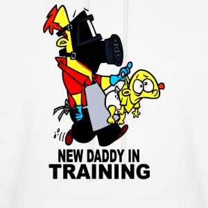 NEW DADDY - Men's Hoodie