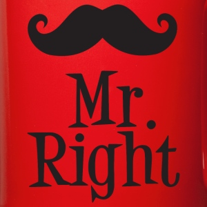 Full Color Coffee Mug Mr. Right - Full Color Mug