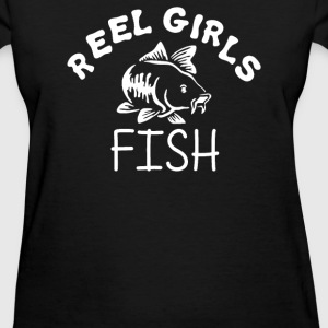 Reel Fish - Women's T-Shirt