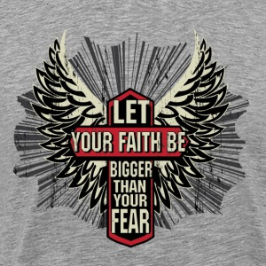 Your faith T-Shirts - Men's Premium T-Shirt