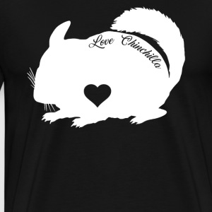 Chinchilla Shirt - Men's Premium T-Shirt