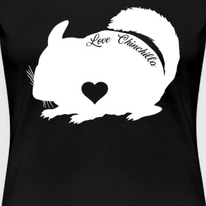 Chinchilla Shirt - Women's Premium T-Shirt
