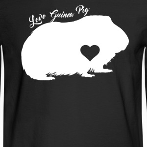 Guinea Pig Shirt - Men's Long Sleeve T-Shirt