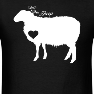 Sheep Shirt - Men's T-Shirt