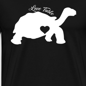 Turtle Lover Shirt - Men's Premium T-Shirt