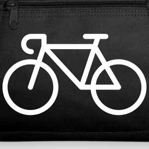 Racing Bicycle / Bike (Icon / Pictogram) Sportswear - Duffel Bag