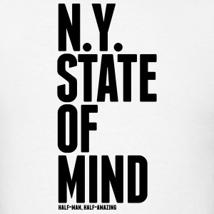 NY State of Mind - Men's T-Shirt