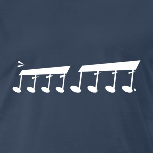 Drum T-Shirts - Men's Premium T-Shirt