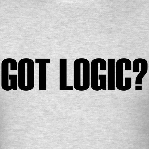 Got logic? words (vector)