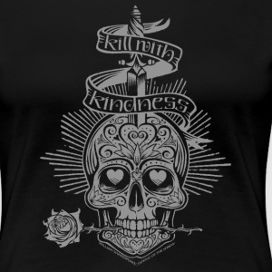 Kill Art (Dark Shirt) T-Shirts - Women's Premium T-Shirt