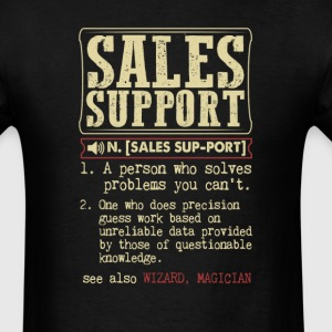 Sales Eng Badass Dictionary Term T-Shirt T-Shirts - Men's T-Shirt