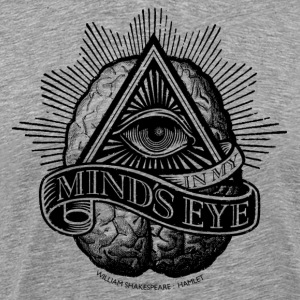 In My Mind's Eye T-Shirts - Men's Premium T-Shirt