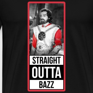 Straight Outta Bazz - Men's Premium T-Shirt
