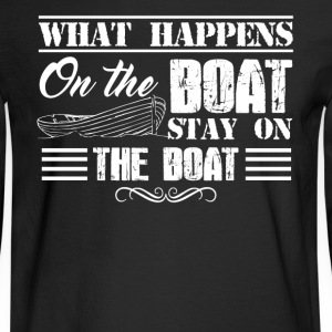 Boat Shirt - Men's Long Sleeve T-Shirt
