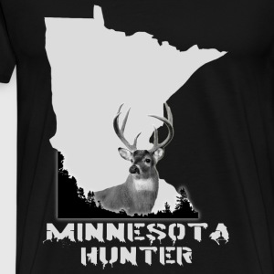 Minnesota hunter - Men's Premium T-Shirt