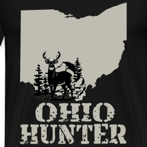 Ohio hunter - Men's Premium T-Shirt