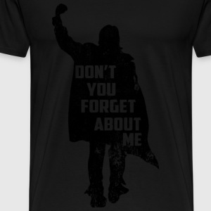 Simple minds fan - Don't you forget about me - Men's Premium T-Shirt