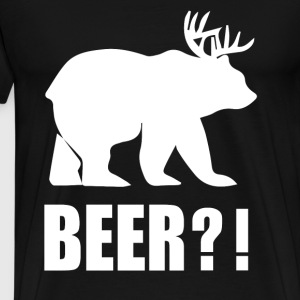 Beer - Awesome beer t-shirt for beer lovers - Men's Premium T-Shirt