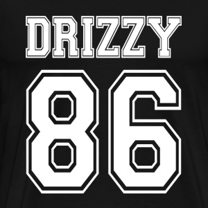 Team Drizzy Drake 86 shirt  - Men's Premium T-Shirt