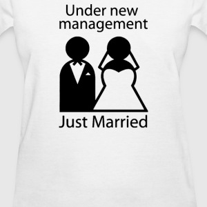 Under new management - Women's T-Shirt