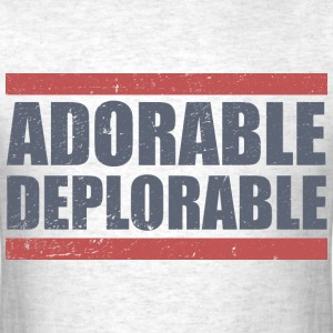 Adorable Deplorable T-Shirts - Men's T-Shirt