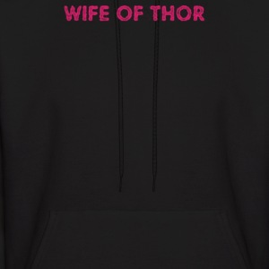 Wife Of Thor - Men's Hoodie